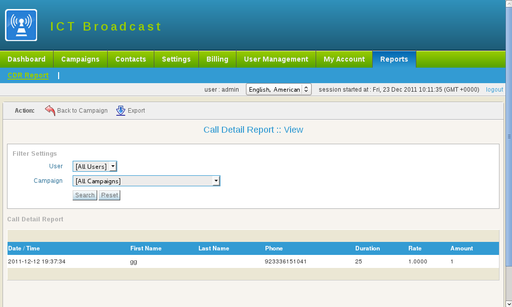 Use Ict Broadcast For All Of Your Telemarketing Needs
