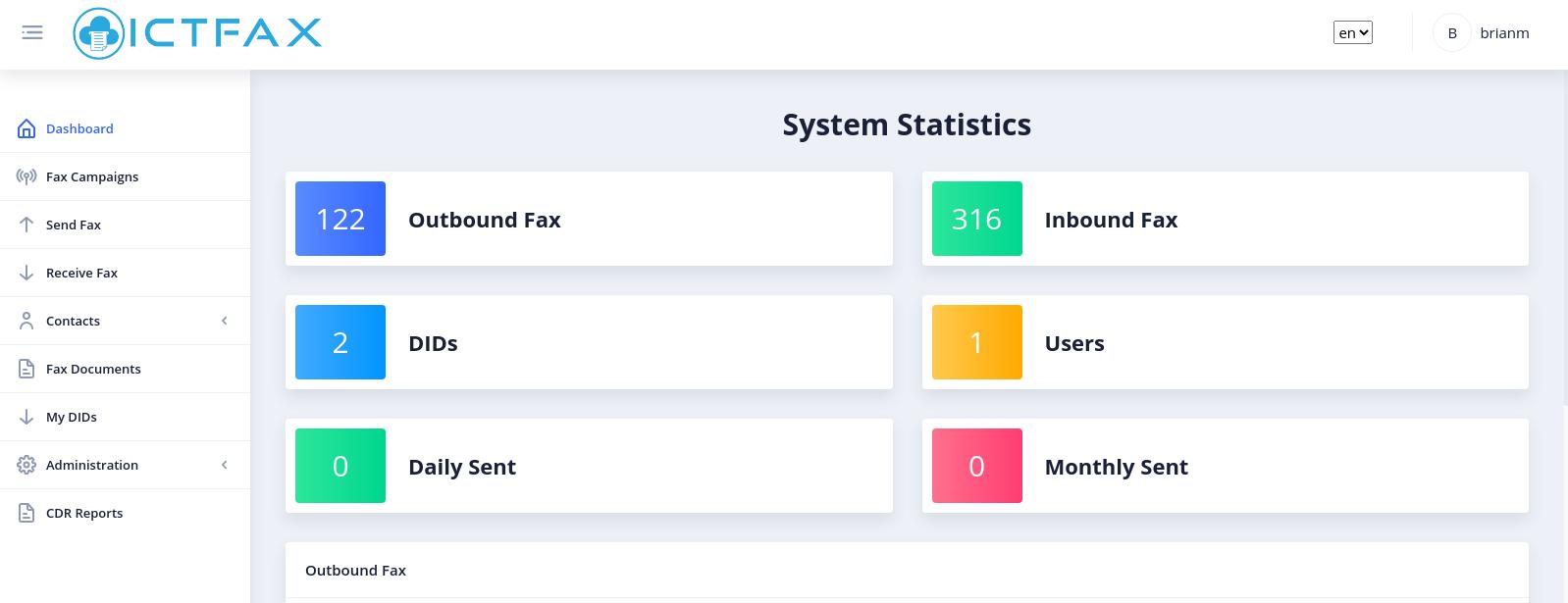 ICTFax Fax Server
